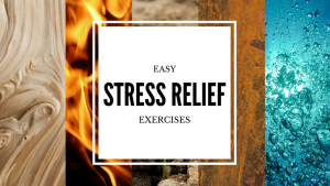 Easy Stress Relief Exercises by Qigong Exercises For Beginners